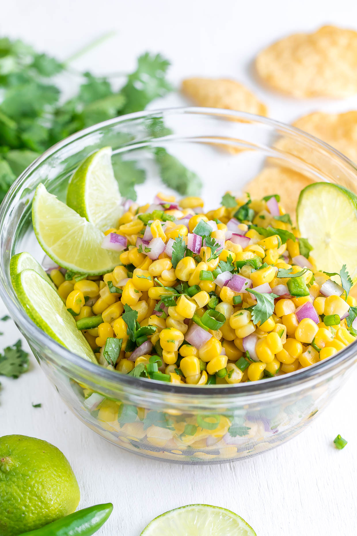 Copycat Chipotle Corn Salsa Recipe