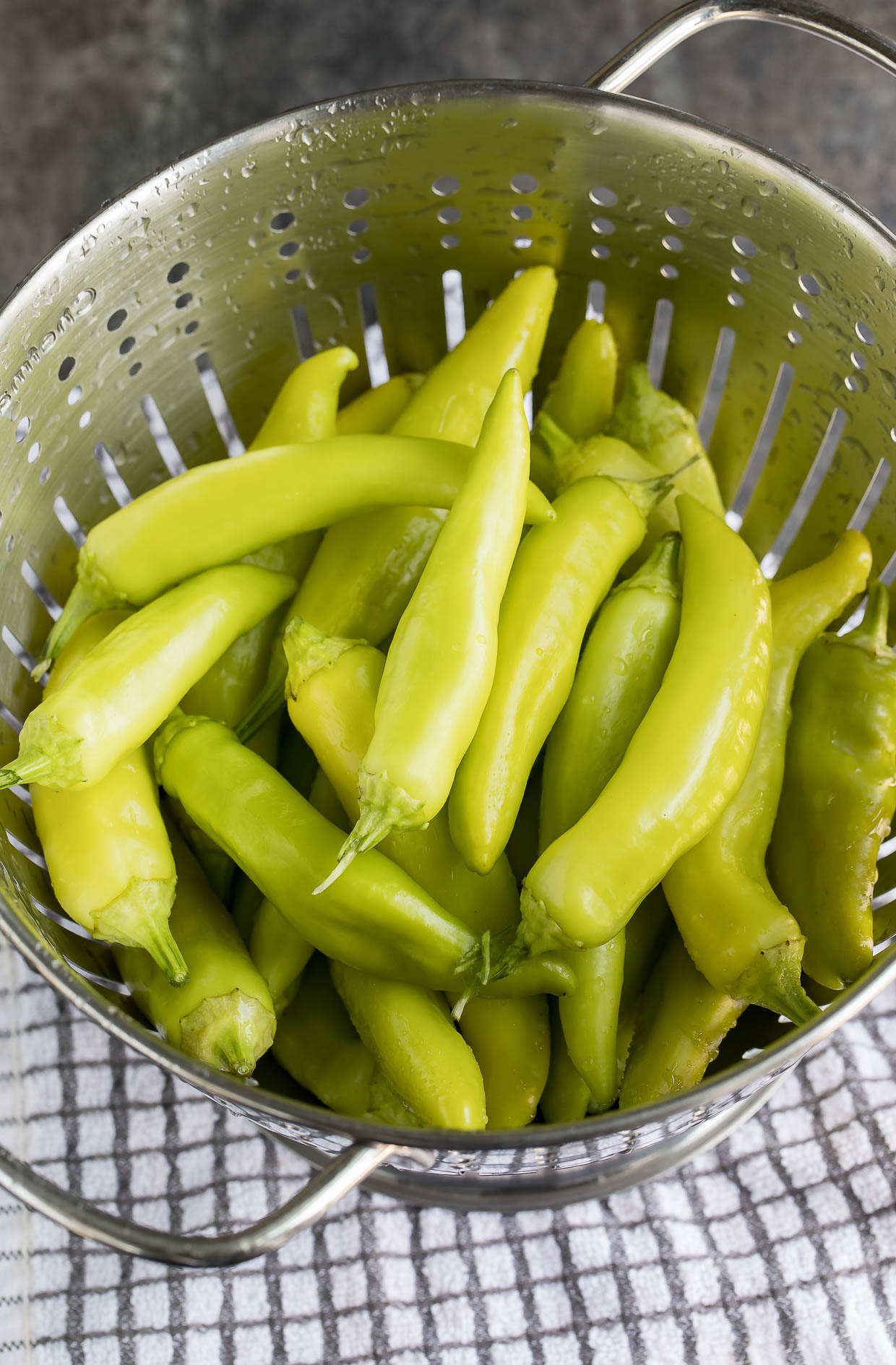 Garden Fresh Banana Peppers