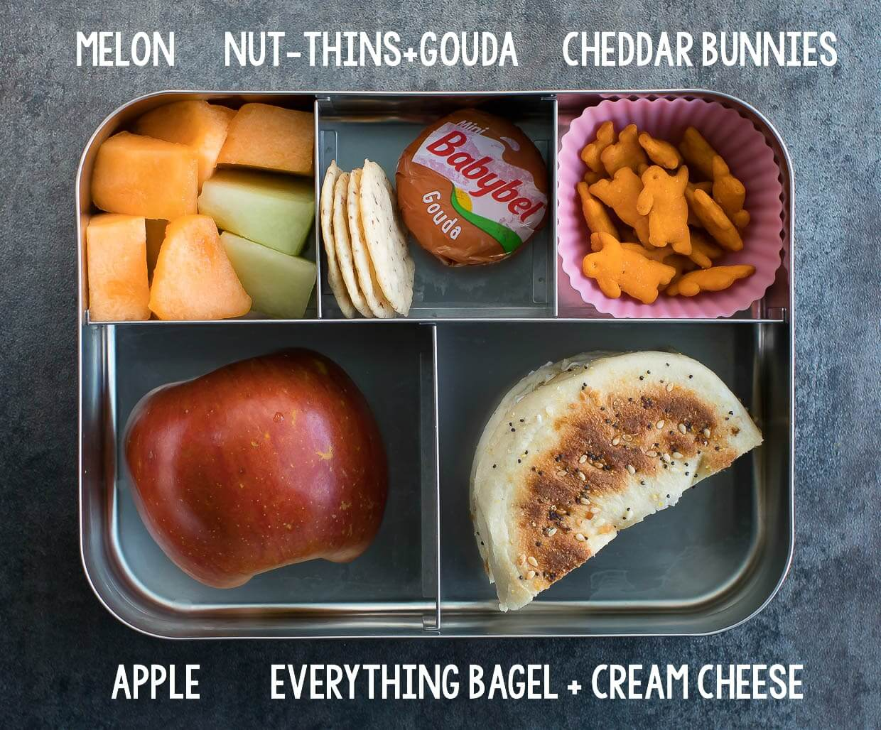 Easy Lunch Ideas for Kindergarten Lunch Box 8