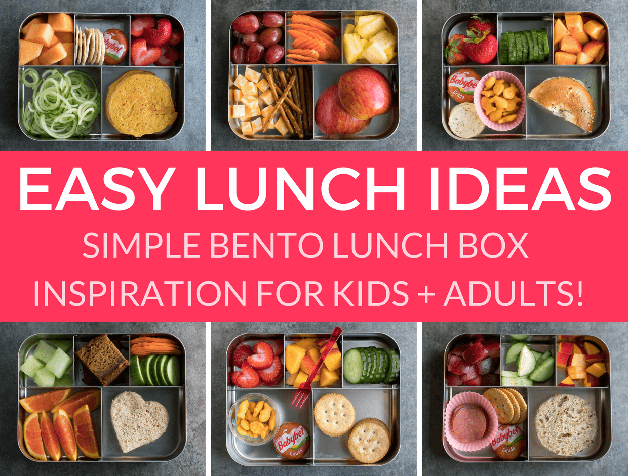 Easy Lunch Ideas For Kindergarten Peas And Crayons