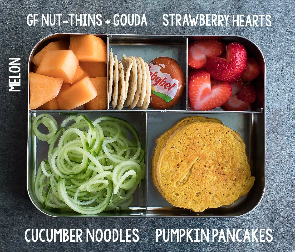 Easy Lunch Ideas for Kindergarten Lunch Box 6