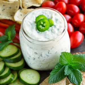 Spicy Dill Dip