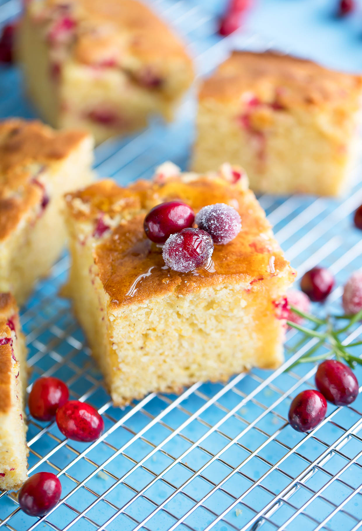 Cranberry Cornbread Recipe