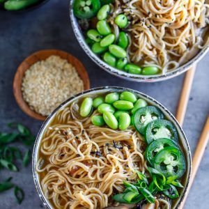 Instant Pot Ramen Bowls Recipe