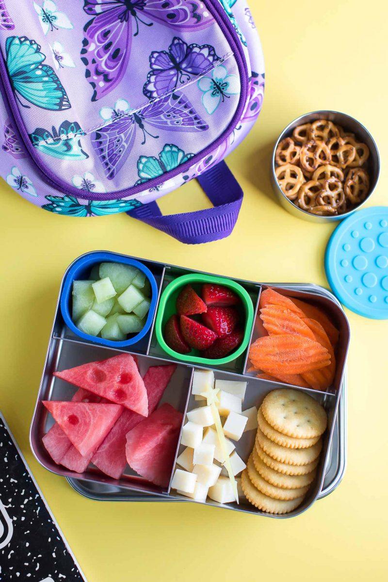 Bento Box School Lunch
