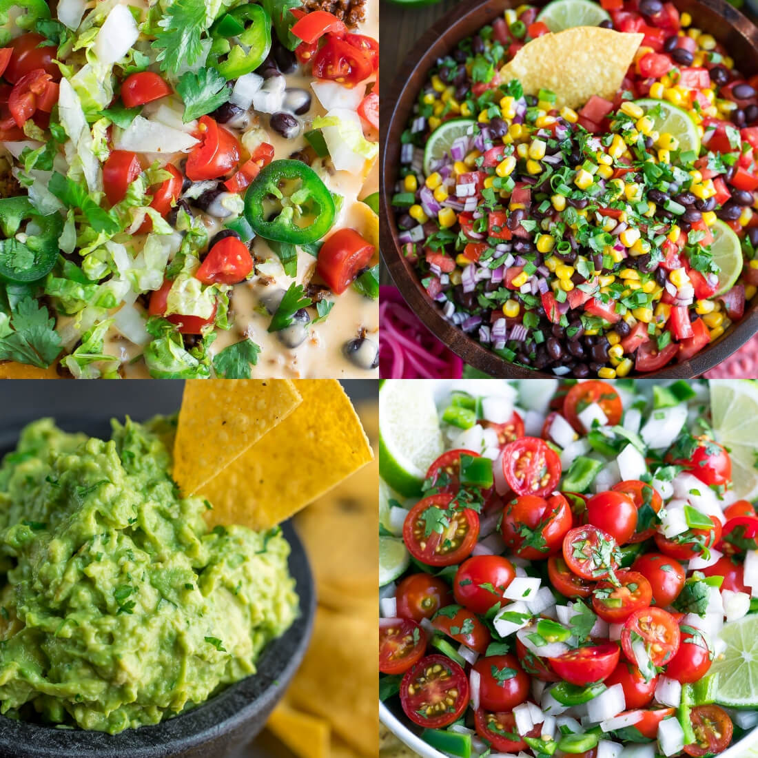 Taco Salad Toppings