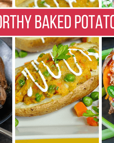 5 Ways to Eat a Baked Potato for Dinner