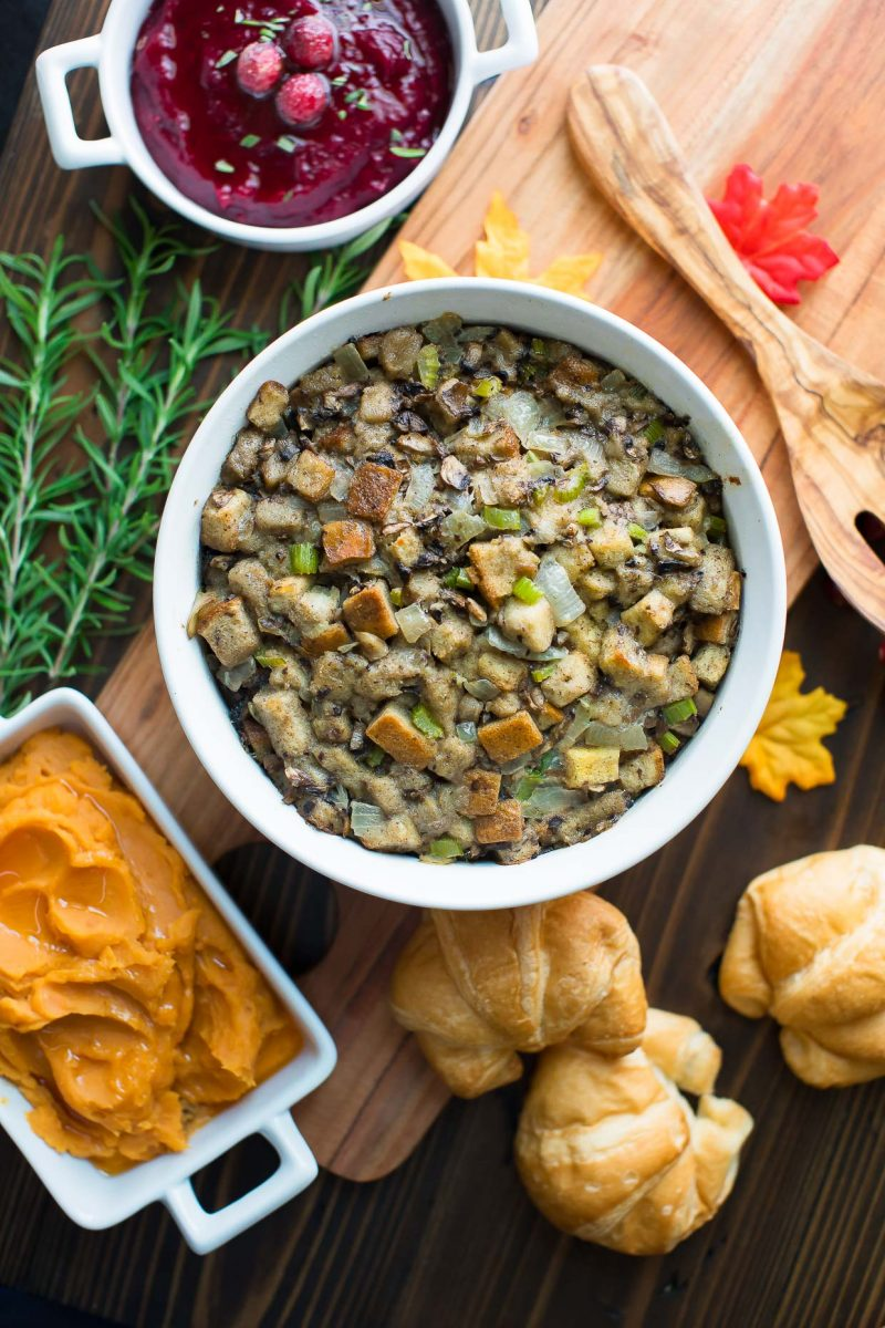 Instant Pot Stuffing Recipe
