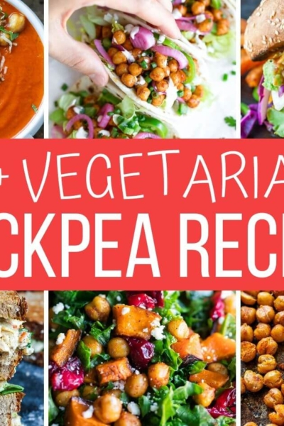 Canned Chickpea Recipes