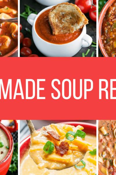 10 Homemade Soups