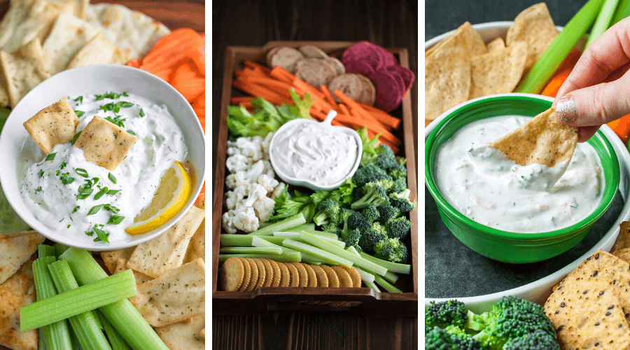 Veggie Tray Dip Recipes