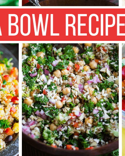 Quinoa Bowl Recipes