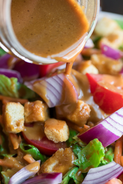 Homemade Balsamic Dressing