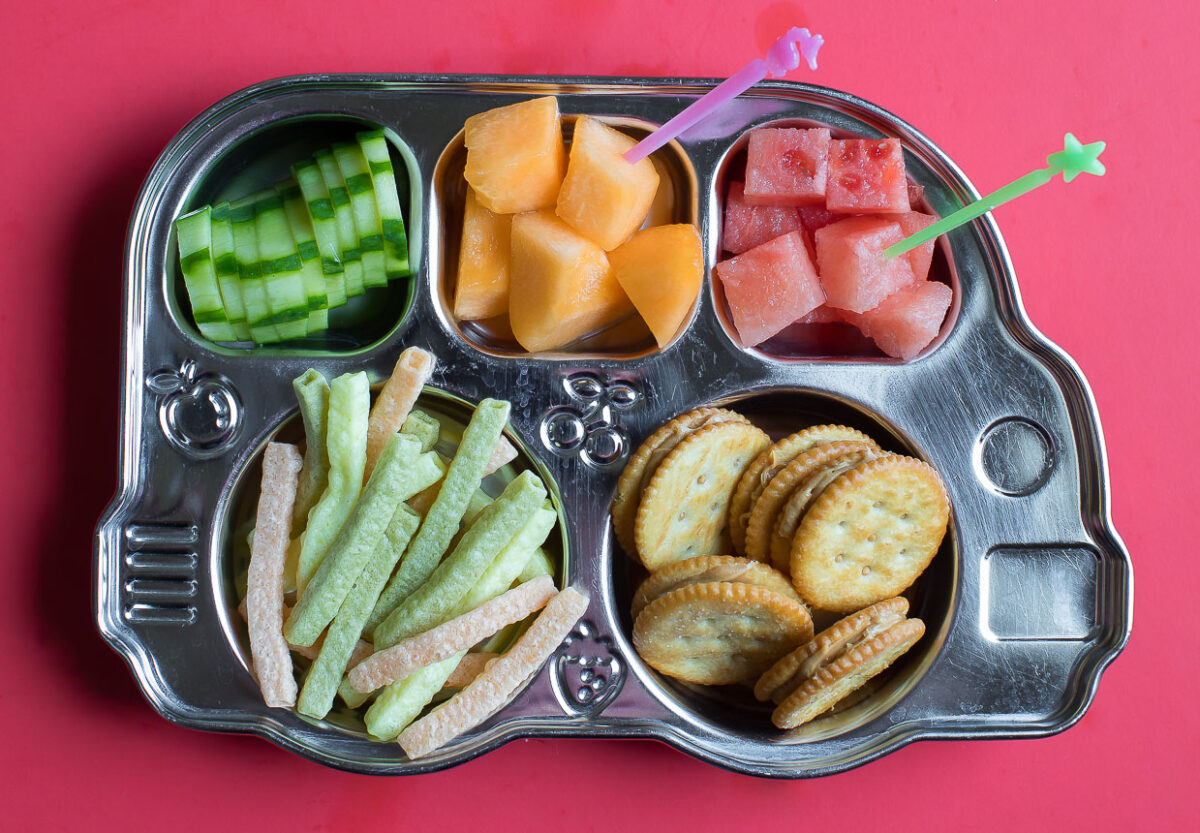 Preschool Lunch Bento Box