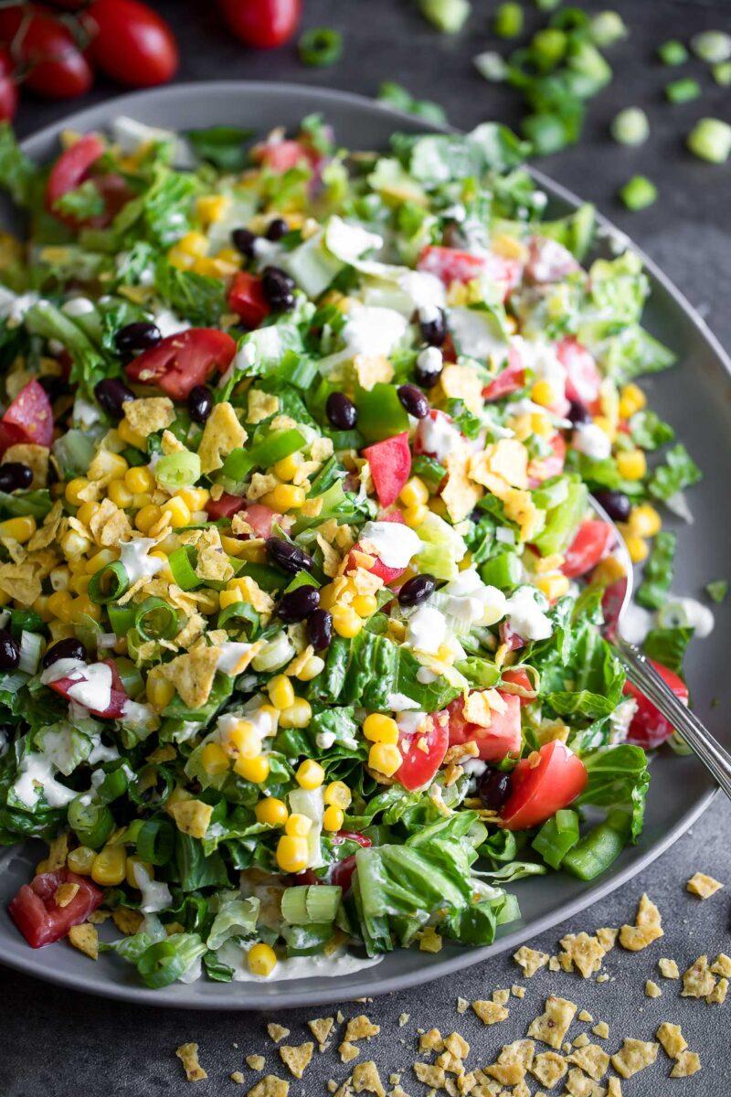 Tossed Southwest Chopped Salad