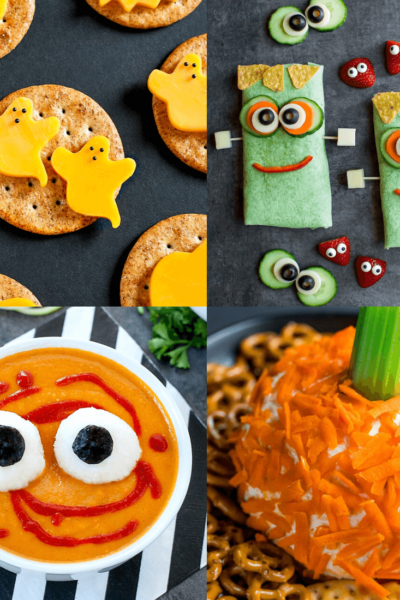 Halloween Recipes for Lunch and Dinner