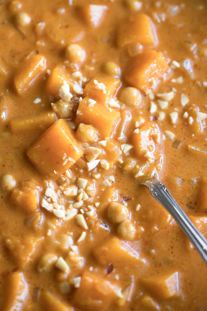Butternut Coconut Curry
