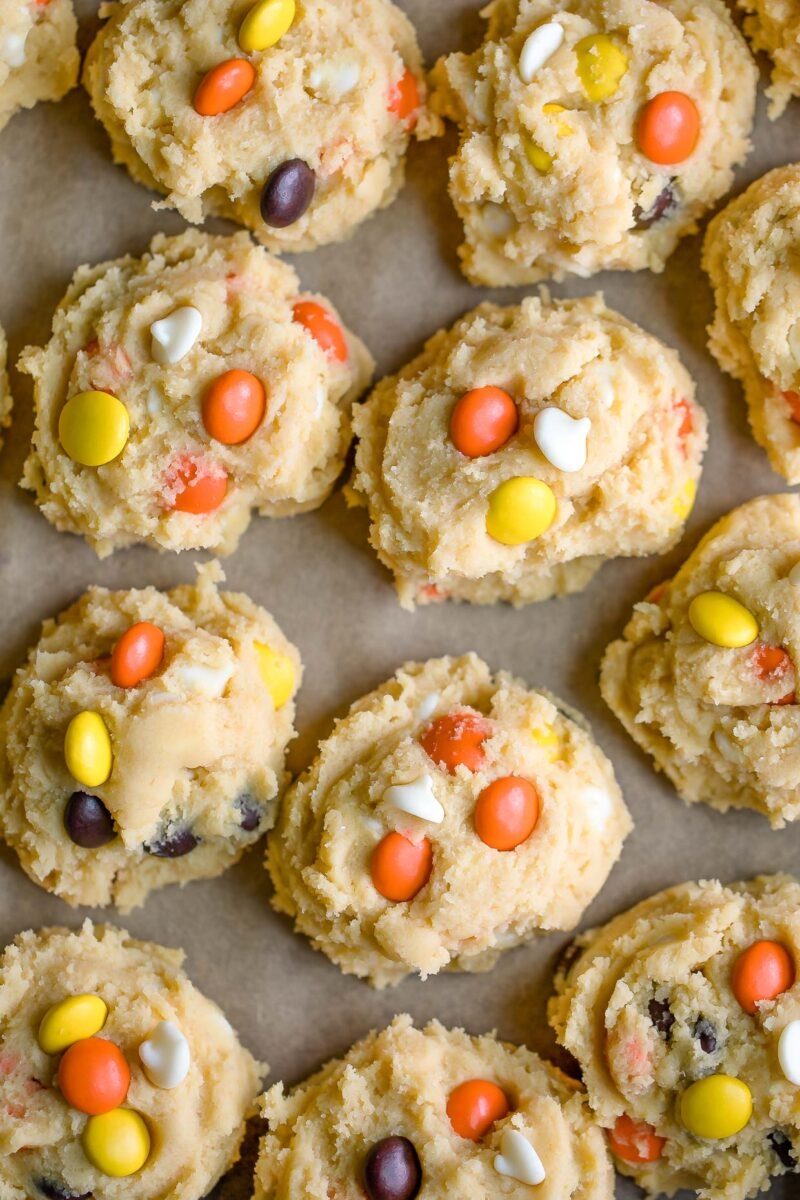 Cookie Dough Scoops
