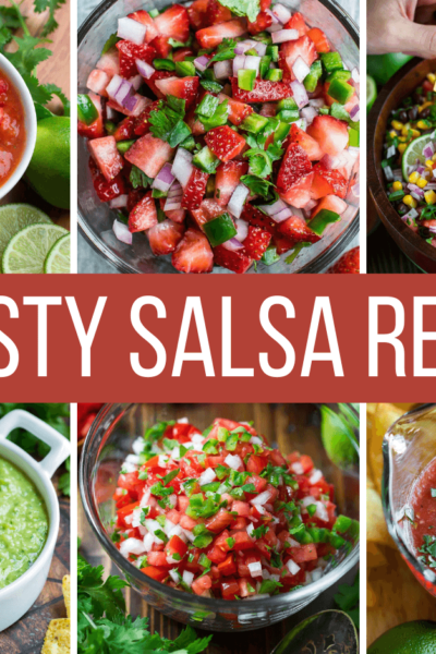 Tasty Salsa Recipes